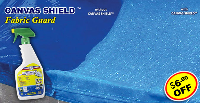 Canvas Shield