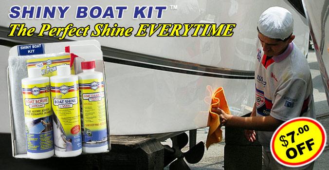 Shiny Boat Kit