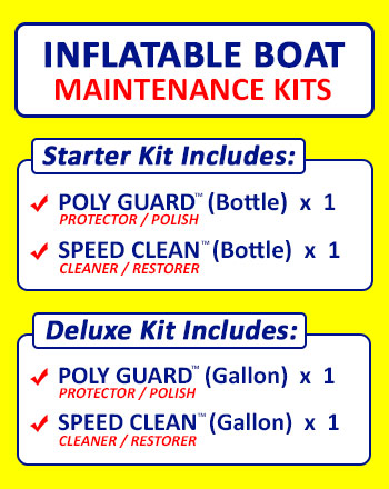 Inflatable Boat Maintenance Kit